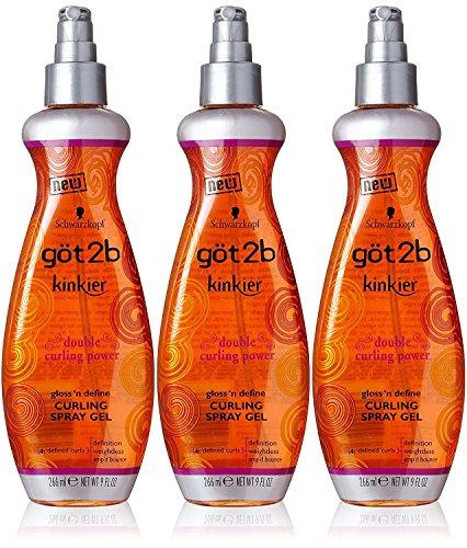 Boosting Spray Gel - 3
