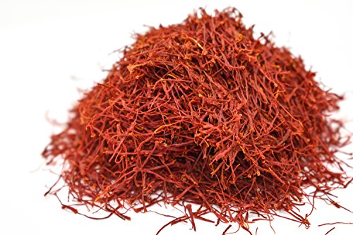 Persian Saffron Threads by Slofoodgroup Premium Quality Saffron Threads, All Red Saffron Filaments (various sizes) Grade I Saffron (1 Gram Saffron) by Slofoodgroup (Image #6)