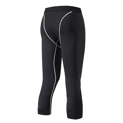 Cdrox Hombres Apretado Pantalones Cortos Aptitud Que se Ejecuta ...
