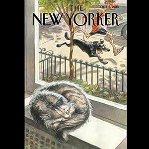The New Yorker, October 5th 2015 (Jennifer Gonnerman, William Finnegan, Rania Abouzeid) Periodical