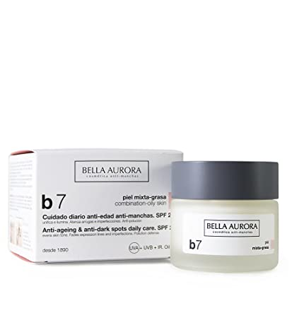Bella Aurora B7 Cuidado Diario Anti-Manchas Anti-Edad Piel Mixta-Grasa -