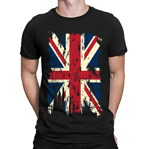 british flag tshirt for men - 6