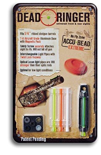 [Dead Ringer Accu-Bead Extreme Shotgun Front Sight | Fits 1/4