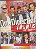 us magazine one direction - WP Celibrity Series One Direction This is Us Poster Special Magazine Number 4