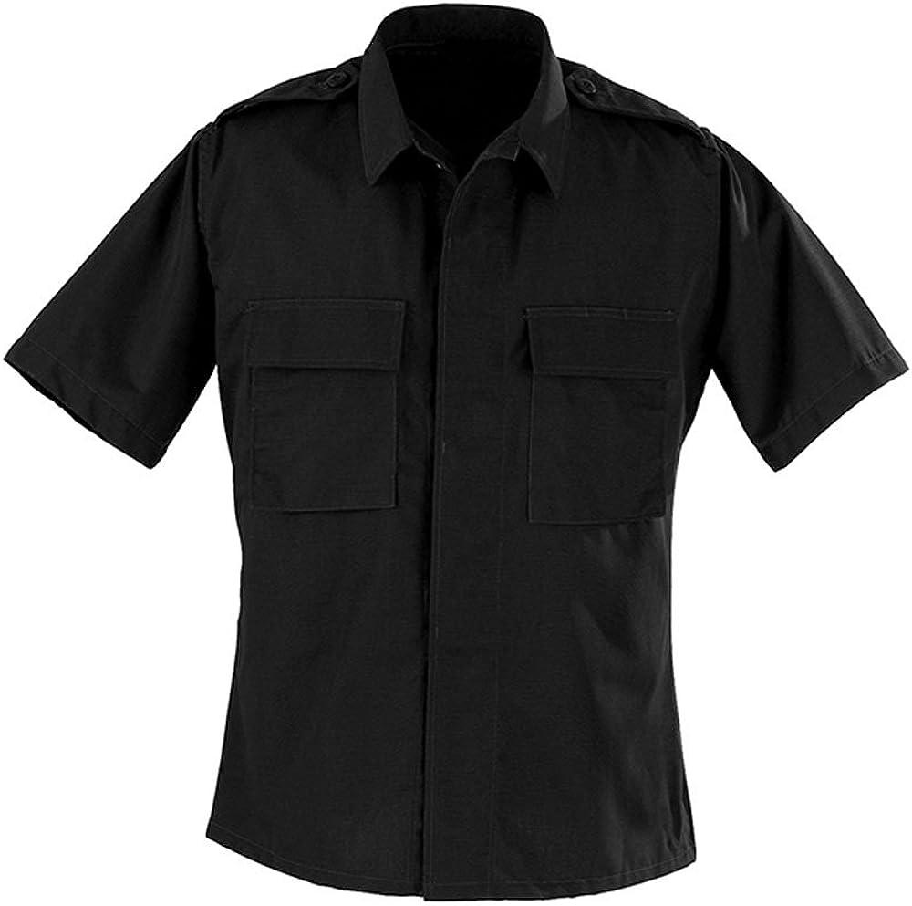 Long Sleeve LAPD Navy XXLL Propper BDU Shirt