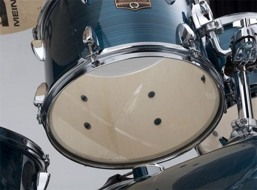 Tama Imperialstar 5-Piece Complete Drum Kit with Meinl HCS Cymbals - FREE PROMO CYMBAL PACK - Hairline Blue
