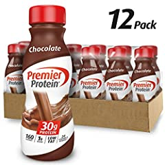 Packaged in a new 11.5oz bottle, each Premier Protein Shake contains 30 grams of protein, complete with all of the essential amino acids, 1g of sugar, 5g carbs, 160 calories, 24 vitamins & minerals, and is also low in fat. We use a propri...