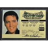 Elvis Presley Driver License ID