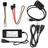 SATA/PATA/IDE to USB 2.0 Adapter Converter Cable for 2.5 / 3.5 Inch Hard Drive B