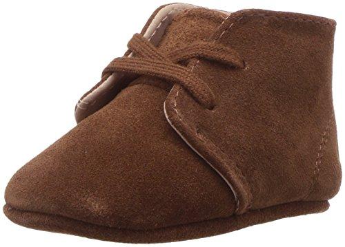 Ralph Lauren Layette Boys' Carl Snuff Boot, Snuff Suede, 1 M US - Baby Ralph Lauren Boots