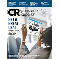 1-Year (13 Issues) of Consumer Reports Magazine Subscription