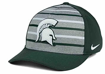 a5aa6d9d4b3 authentic mens nike natural michigan state spartans true vapor performance  fitted hat f02e6 4ad75  usa nike classic 99 dri fit michigan state spartans  cap ...