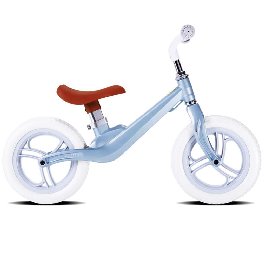 ペダルなし自転車 - 子供用 幼児用 青) 1歳以上の軽量バランスバイク - 子供なしペダルスポーツウォーキング自転車トレーニングバイク 子供用、少年少女用 (色 : 青) B07LCJFTSZ 青, HEADFOOTmixism:9695de32 --- rigg.is