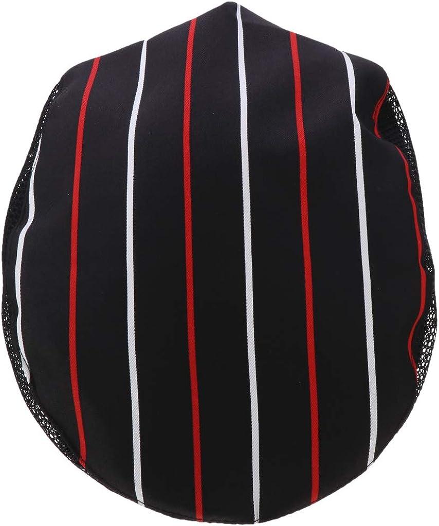 Colaxi Adult Chef Hat Beret Waiter Baker Head Wrap Restaurant Workwear Duckbill Hat
