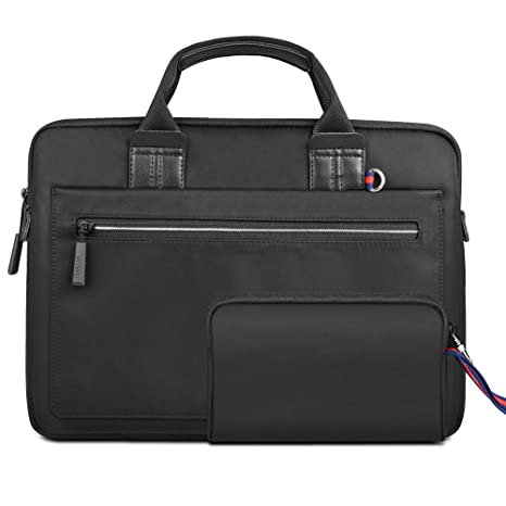 6087ff283b WIWU 15.6 Inch Laptop Messenger Bag Waterproof Briefcase for MacBook  Air Pro Retina