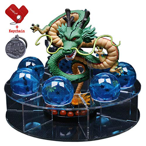 dbz crystal ball set - 2