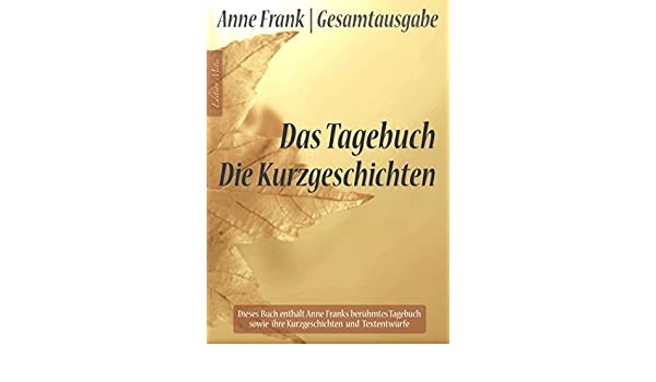 Ebook download anne free frank tagebuch