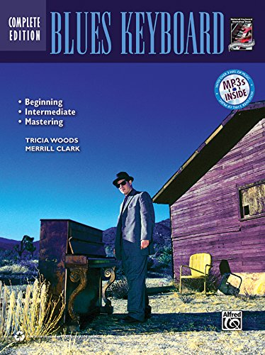 Complete Blues Keyboard Method Complete Edition: Book & CD (Complete Method)