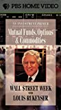 Wall Street Week An Investment Primer With Louis Rukeyser - Mutual Funds, Options and Commodities [VHS]