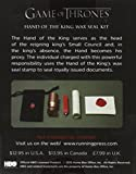 Game of Thrones: Hand of the King Wax Seal Kit (Miniature Editions)