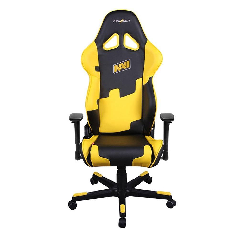 Dxracer Racing Series Doh Re21 Ny Navi Natus Vincere Oh Rv001 Nv Black Violed Bucket Seat Office Chair Gaming Ergonomic Computer Esports Desk