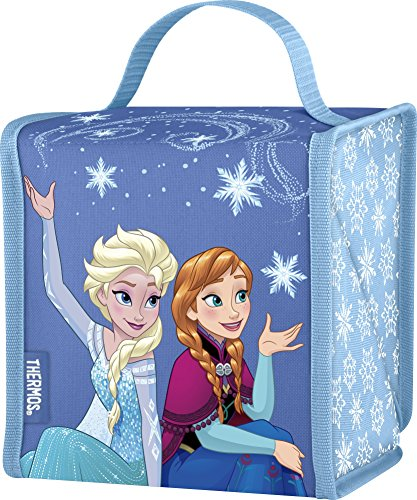 Thermos Novelty Lunch Frozen Snowflake