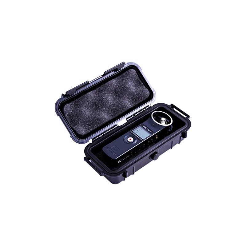 CASEMATIX Rugged Waterproof Case Zoom H1