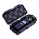 CASEMATIX Rugged Waterproof Case Zoom H1n Handy Recorder – Impact Resistant Outer Shell Internal Padded Foam Ultimate Protection - Zoom H1n Handy Recorder (2018 Model)