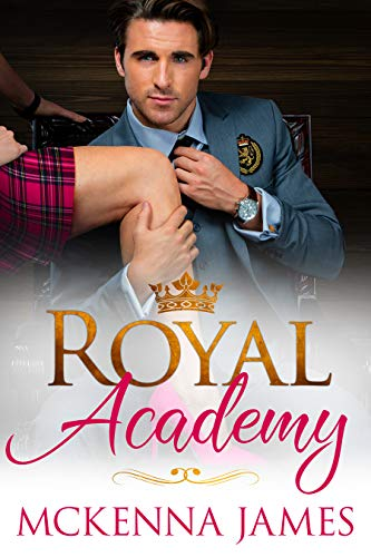 Royal Academy by [James, Mckenna]