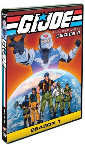 G.I. Joe Series 2: Season 1