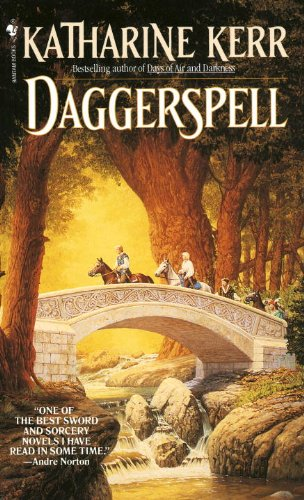 Daggerspell (Deverry) cover