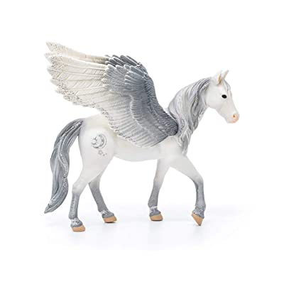 SCHLEICH bayala Pegasus Imaginative Figurine for Kids Ages 5-12: Schleich: Toys & Games