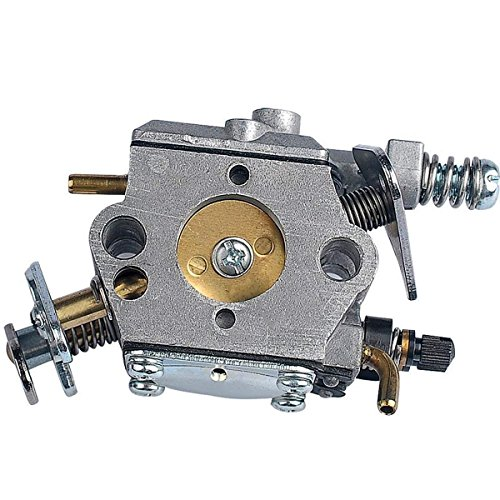 Aquiver 545081885 - Carburador de Coche para Motosierra Poulan 1950 2050 2150 2375 Walbro WT 89 891 Zama C1U-W8 C1U-W14