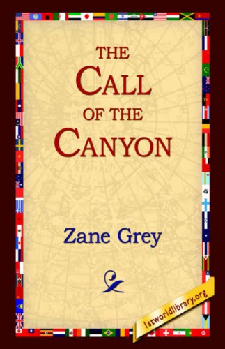 Download The Call of the Canyon pdf