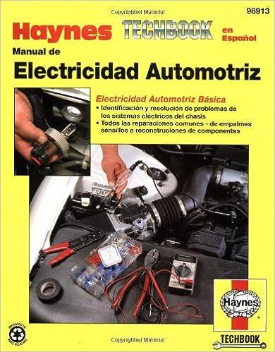 Automotive Electrical Manual Spanish Haynes Repair Manuals