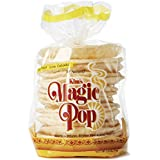 Kim's Magic Pop Original Flavor 12-Pack: Freshly Popped Rice Cakes, Healthy Grain Snack, 0 Weight Watchers Point