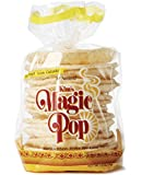 Kim's Magic Pop Freshly Popped Rice Cakes | Keto, Vegan | Original Flavor | 12 Pack | Low Carb, Sugar Free, Fat Free…