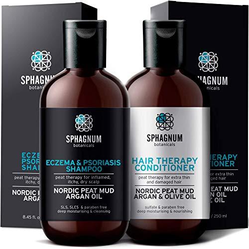 Psoriasis Shampoo and Conditioner