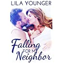 Falling for my Neighbor: A Virgin Babysitter and Single Dad Romance