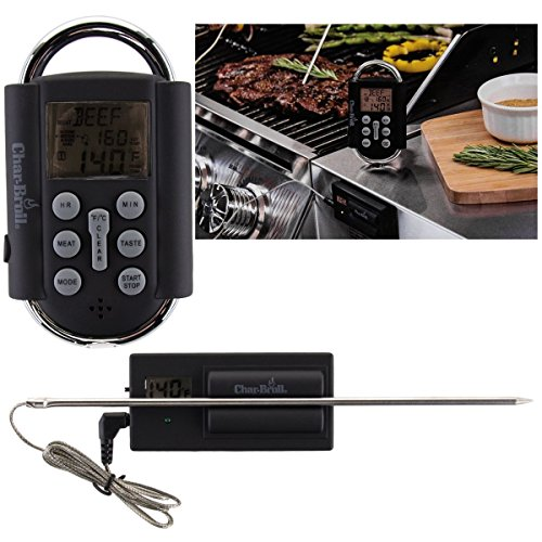 Chefmate Wireless Grilling Thermometer Programmable product image