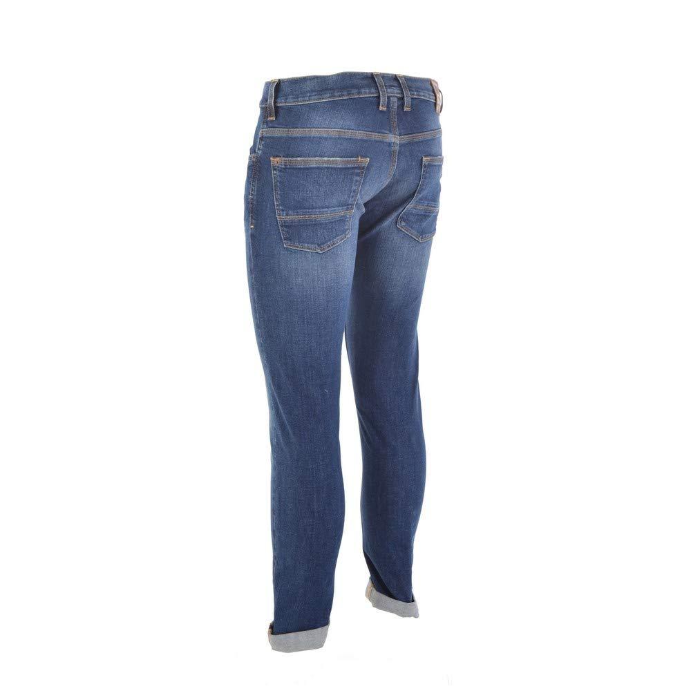 Jeans Uniform Uomo Modello Dean 042.B2 Fit Skinny
