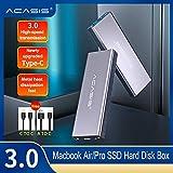 ACASIS USB C 3.0 Enclosure for Apple Flash PCle