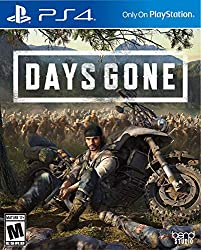 Image of the product Days Gone   Playstation 4 that is listed on the catalogue brand of Sony. It is scored with a 4.5 over 5.