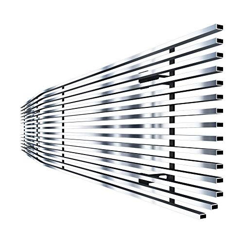 eGrille Stainless Steel Billet Grille Fit 73-80 Chevy C/K Pickup/Suburban/Blazer