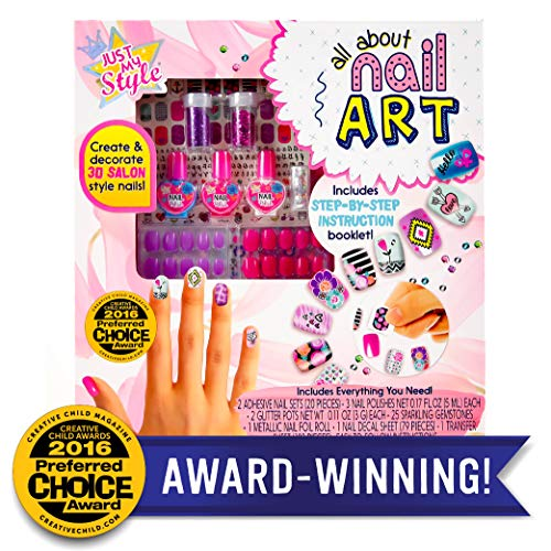 Bestselling Kids Dress Up Hair & Nails