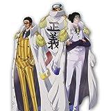 One Piece – Three Admiral Coat Mens (Free)