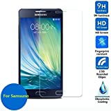 SAMSUNG Galaxy J5 Prime Shatterproof Tempered Glass Screen Protector for SAMSUNG Galaxy J5 Prime 9H 2.5 D Full Curved With Wet and Dry Wipes Cleaning Kit