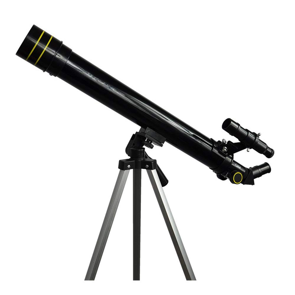 JUNNA Astronomical Telescope 60050 Telescope Professional Stargazing high-Power Night Vision HD Refraction Large Caliber by JUNNA