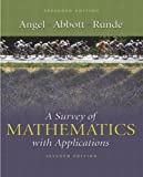 A Survey of Mathematics with Applications: Expanded Edition (Angel/Potter)