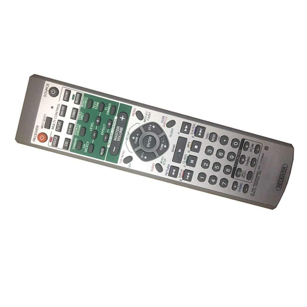 Easy Replacement Remote Control for Pioneer VSX-D714-K VSX-D514-S VSX-916-K AV A/V Receiver System